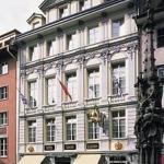 Altstadt Hotel Krone Luzern