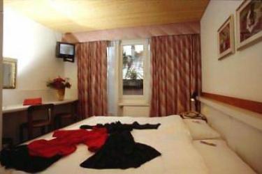 Hotel Rothaus: Chambre LUCERNA