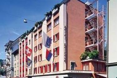 Hotel Rothaus: Extérieur LUCERNA