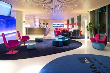 Hotel Radisson Blu Lucerne: Lobby LUCERNE