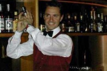 Hotel Cassarate Lago: Bar LUGANO