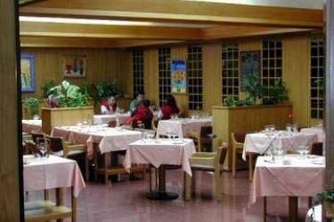 Hotel Cassarate Lago: Restaurant LUGANO