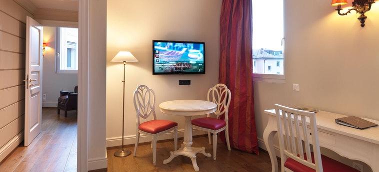 Hotel Resort Collina D'oro: Chambre junior Suite  LUGANO