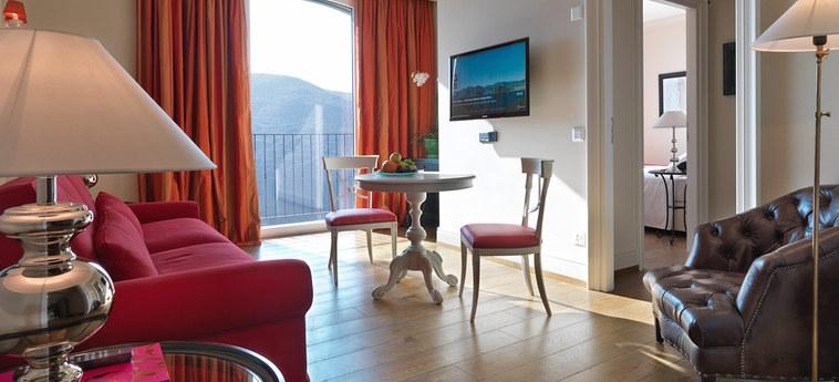 Hotel Resort Collina D'oro: Chambre Suite LUGANO