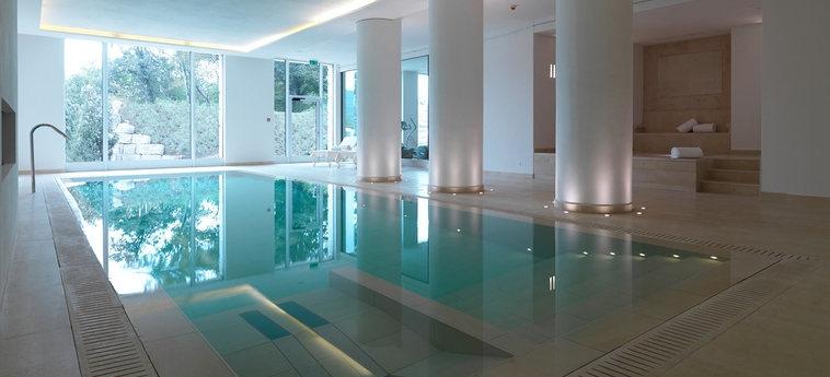 Hotel Resort Collina D'oro: Piscine Couverte LUGANO
