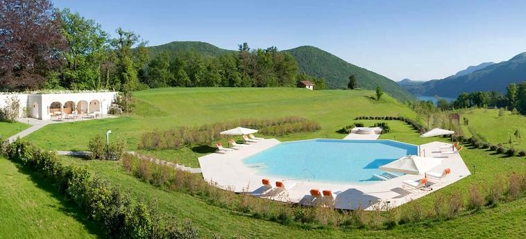 Hotel Resort Collina D'oro: Piscine Découverte LUGANO