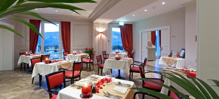 Hotel Resort Collina D'oro: Restaurant LUGANO