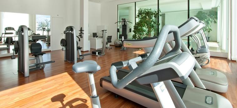 Hotel Resort Collina D'oro: Salle de Gym LUGANO