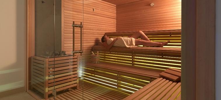 Hotel Resort Collina D'oro: Sauna LUGANO
