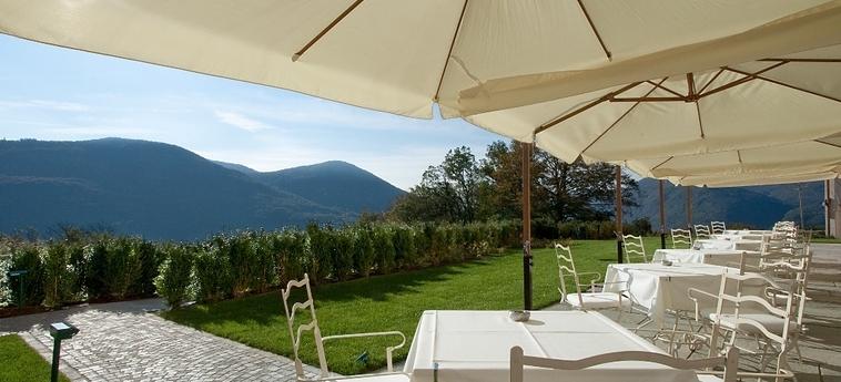 Hotel Resort Collina D'oro: Terrasse LUGANO