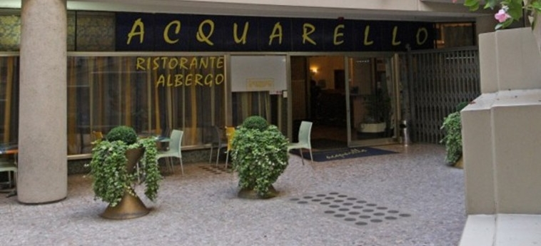 Hotel Swiss Quality Acquarello: Esterno LUGANO