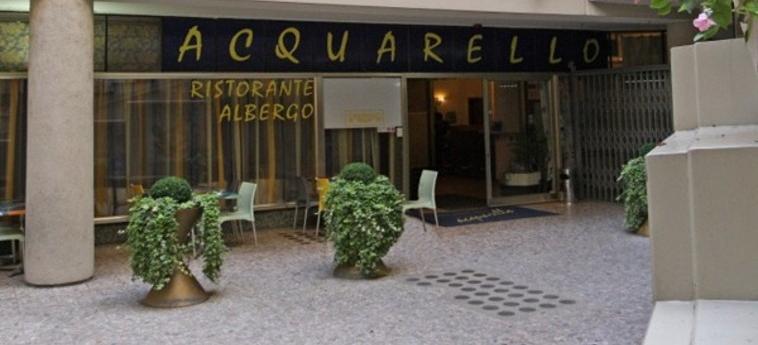Hotel Swiss Quality Acquarello: Außen LUGANO