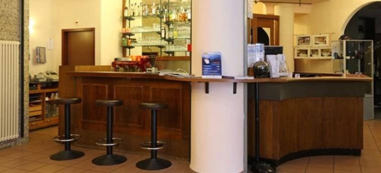 Hotel Swiss Quality Acquarello: Lobby LUGANO