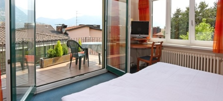 Hotel Swiss Quality Acquarello: Terrasse LUGANO