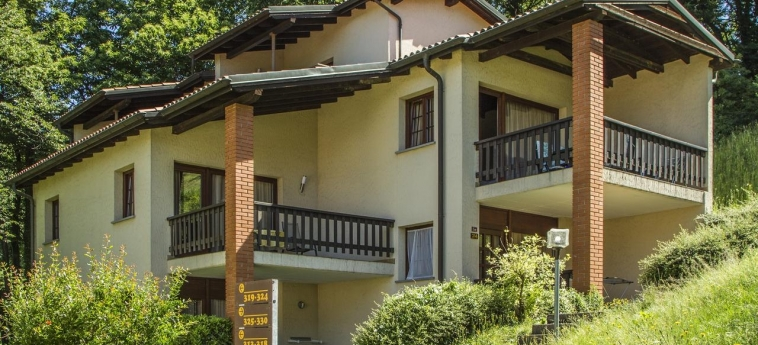 Hotel Centro Cadro Panoramica: Außen LUGANO