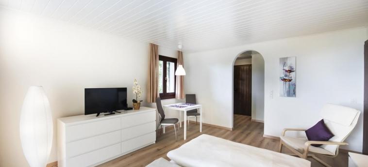 Hotel Centro Cadro Panoramica: Doppelzimmer LUGANO
