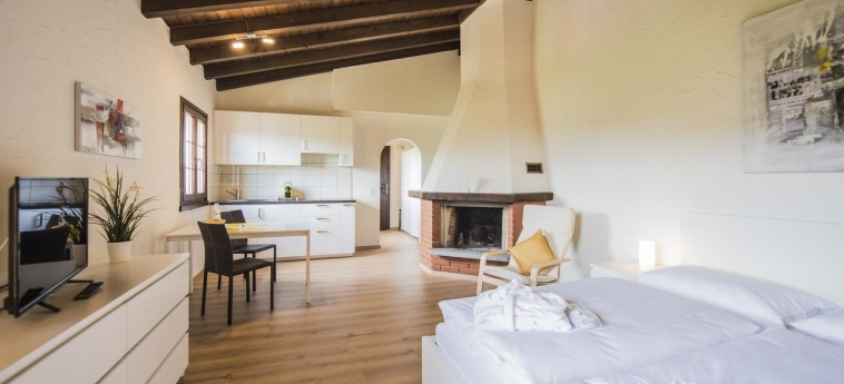Hotel Centro Cadro Panoramica: Hotel Innenraum LUGANO