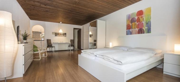 Hotel Centro Cadro Panoramica: Room - Double LUGANO