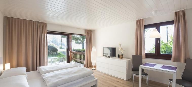Hotel Centro Cadro Panoramica: Room - Guest LUGANO