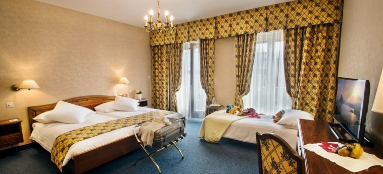 Hotel International Au Lac Historic Lakeside: Room - Guest LUGANO