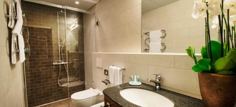 Hotel International Au Lac Historic Lakeside: Bathroom LUGANO