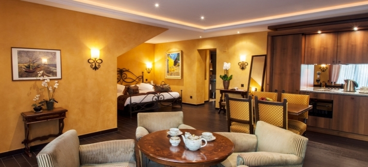 Hotel International Au Lac Historic Lakeside: Room - Double LUGANO