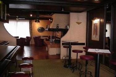 Hotel La Perla: Bar LUGANO