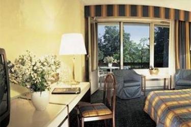 Hotel La Perla: Schlafzimmer LUGANO