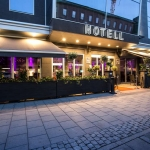 BEST WESTERN HOTELL SAVOY 3 Etoiles