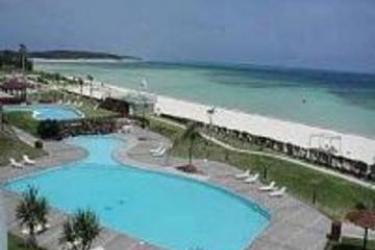 Kumejima Eef Beach Hotel: Außenschwimmbad LUME ISLAND - OKINAWA PREFECTURE