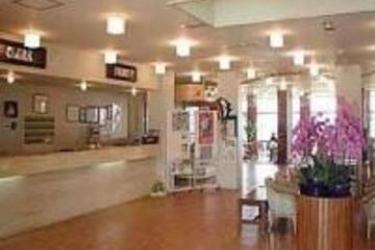 Kumejima Eef Beach Hotel: Hall LUME ISLAND - OKINAWA PREFECTURE