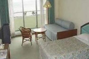 Kumejima Eef Beach Hotel: Schlafzimmer LUME ISLAND - OKINAWA PREFECTURE