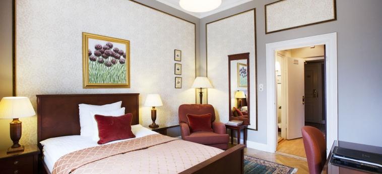 Grand Hotel - Lund: Gastzimmer Blick LUND