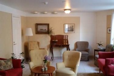 Lilla Hotellet: Area salotto LUND