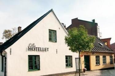 Lilla Hotellet: Facciata dell'hotel LUND