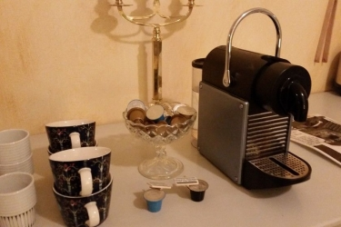 Lilla Hotellet: Servizio caffè LUND