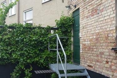 Lilla Hotellet: Terrazza/patio LUND