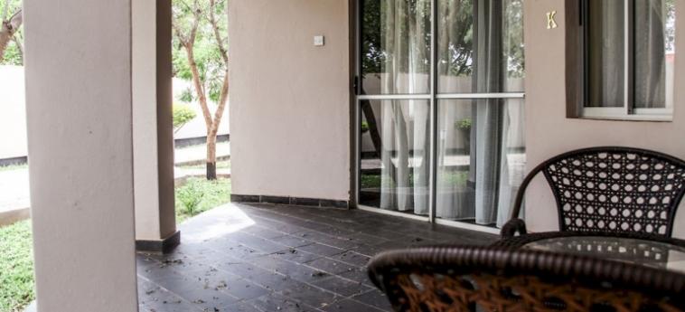 Chamba Valley Exotic Hotel: Apartement Nettuno LUSAKA