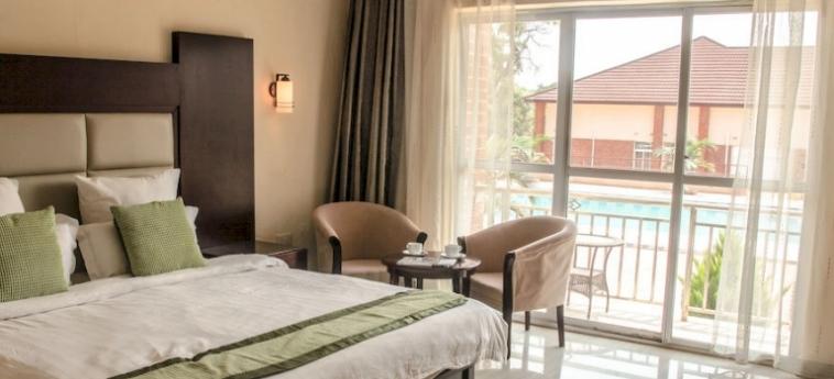 Chamba Valley Exotic Hotel: Appartement Sirene LUSAKA