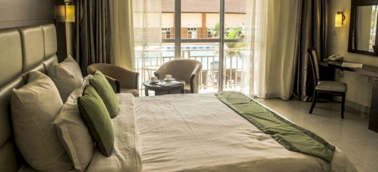 Chamba Valley Exotic Hotel: Chambre Business Suite LUSAKA