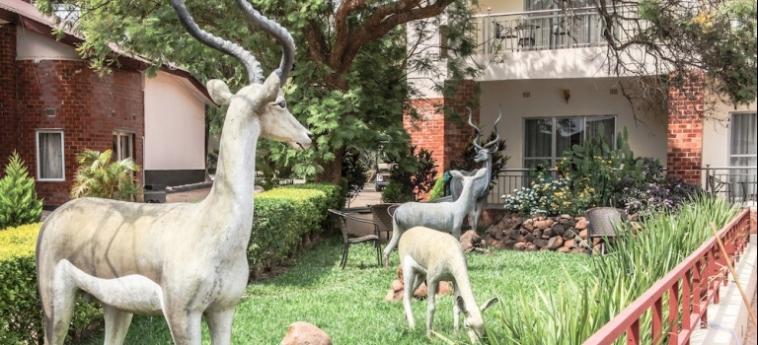 Chamba Valley Exotic Hotel: Chambre Comfort LUSAKA