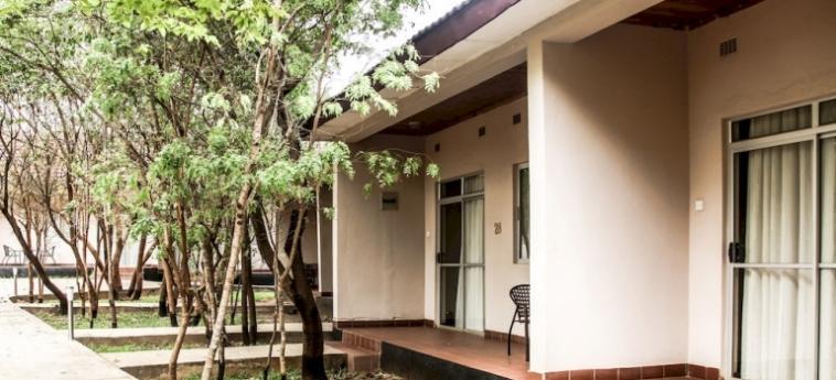 Chamba Valley Exotic Hotel: Detail LUSAKA