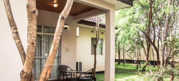 Chamba Valley Exotic Hotel: Health Club LUSAKA