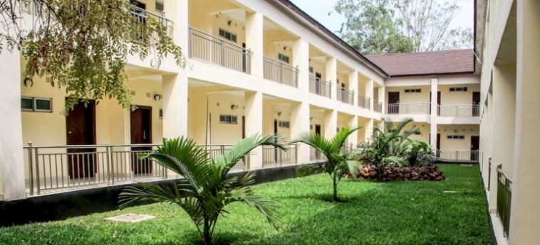 Chamba Valley Exotic Hotel: Réception LUSAKA