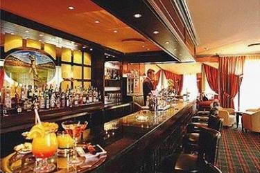 Hotel Mercure Luxembourg Kikuoka Golf & Spa: Bar LUSSEMBURGO