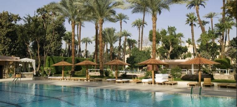 Hotel Pavillon Winter Luxor: Bungalow LUXOR