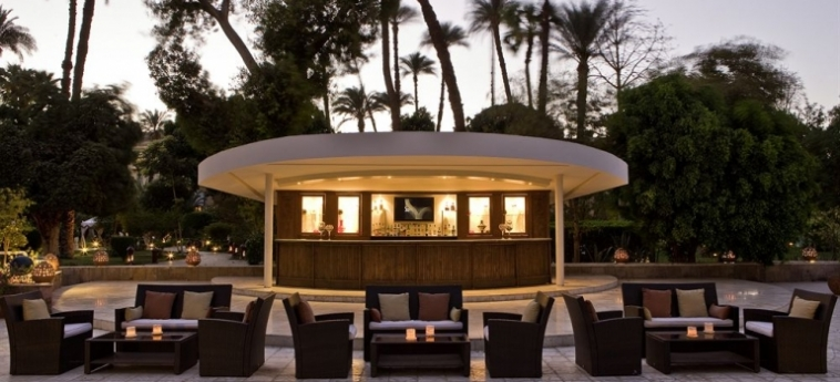 Hotel Pavillon Winter Luxor: Hotel Detail LUXOR