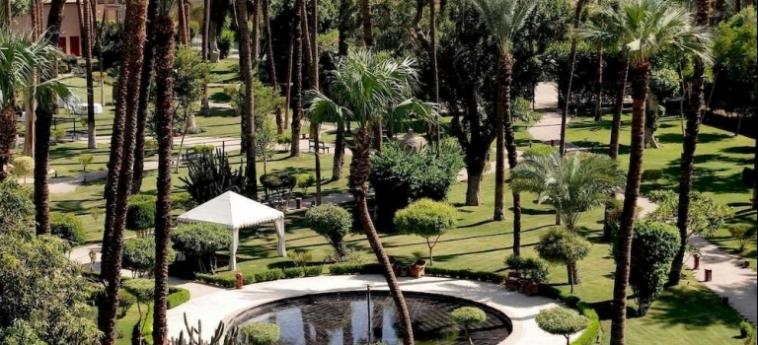 Hotel Pavillon Winter Luxor: Dining Area LUXOR