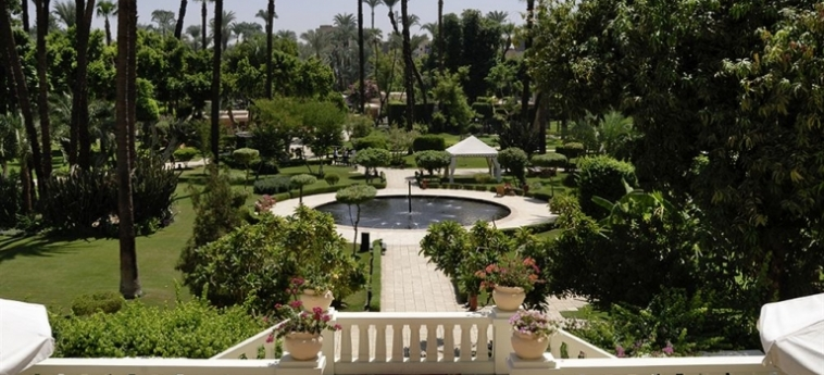Hotel Pavillon Winter Luxor: Pine Forest LUXOR