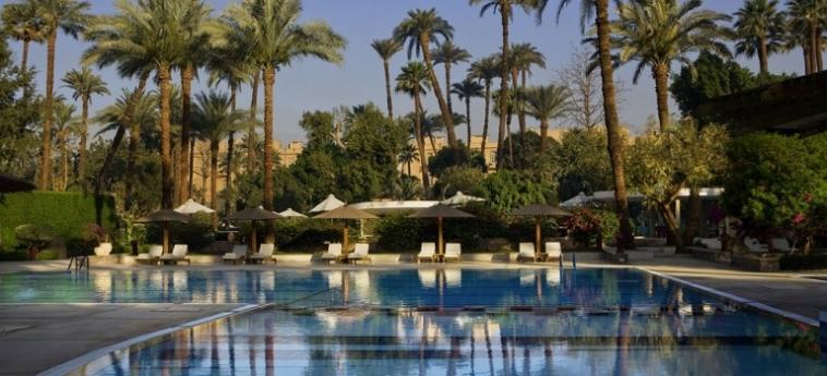 Hotel Pavillon Winter Luxor: Promenade LUXOR